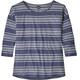 Patagonia Shallow Seas - Camiseta manga corta Mujer - azul